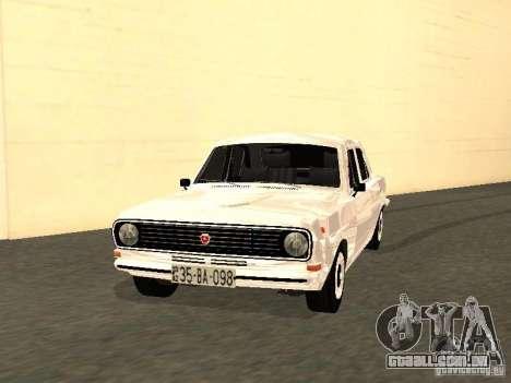 GAZ 24-10 para GTA San Andreas esquerda vista