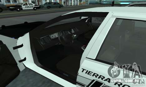 Ford Crown Victoria 2009 Slicktop para GTA San Andreas