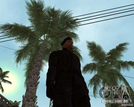 Jason Statham para GTA San Andreas terceira tela