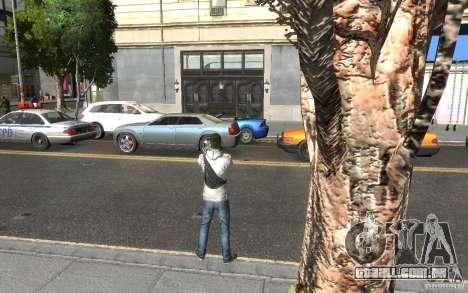 Desmond Miles de AC3 para GTA 4 segundo screenshot