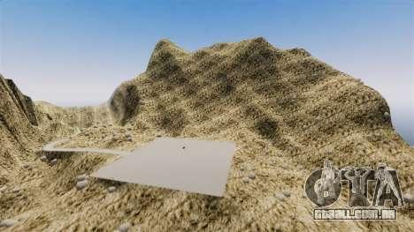 Pico de montanha para GTA 4 terceira tela