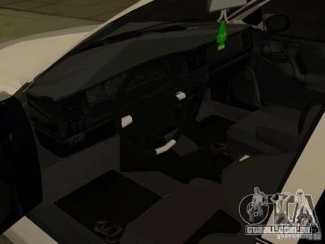 Opel Vectra B para GTA San Andreas vista direita
