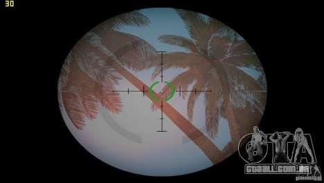 Mira óptica de GTA 5 para GTA Vice City terceira tela