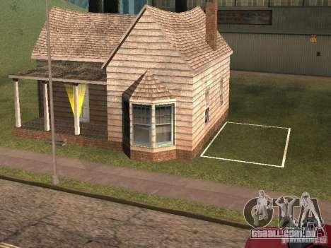 Parking Save Garages para GTA San Andreas quinto tela