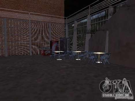 Ônibus Parque versão v 1.2 para GTA San Andreas oitavo tela