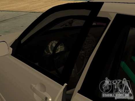 Lexus IS300 JDM para GTA San Andreas vista direita
