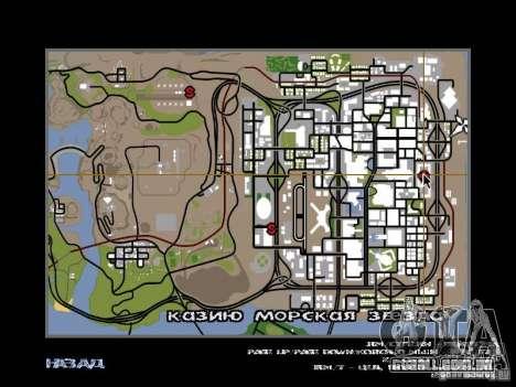 New Chinatown para GTA San Andreas décima primeira imagem de tela