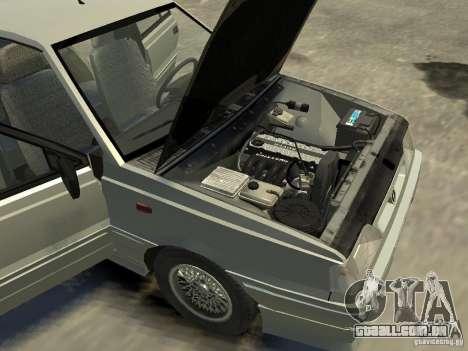 FSO Polonez Atu para GTA 4 vista inferior