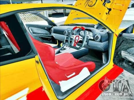 Nissan Silvia S15 Calibri-Ace para GTA San Andreas vista direita