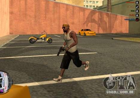 LoSV3 para GTA San Andreas