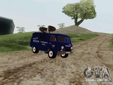 UAZ-3741 para para GTA San Andreas vista direita