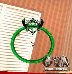 P-HUD para GTA San Andreas terceira tela