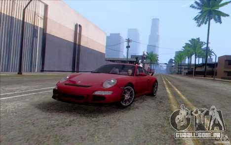 SA Illusion-S V4.0 para GTA San Andreas segunda tela