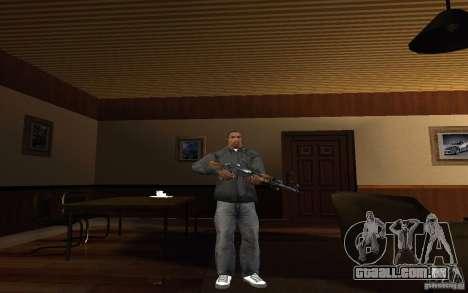 AK-47 do jogo Left 4 Dead para GTA San Andreas segunda tela