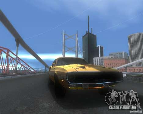 ENBSeries by LeRxaR v3.0 para GTA San Andreas por diante tela
