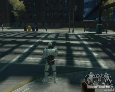 Pele Robokopa para GTA 4 terceira tela