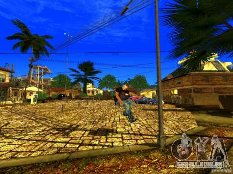 Amazing Screenshot 1.0 para GTA San Andreas segunda tela