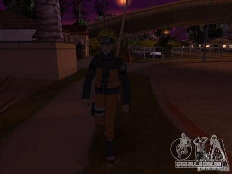 Skin Pack From Naruto para GTA San Andreas oitavo tela