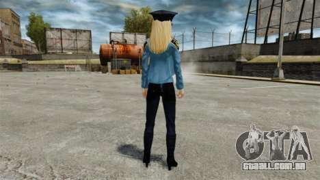 Nova garotas-v 4.0 para GTA 4 por diante tela