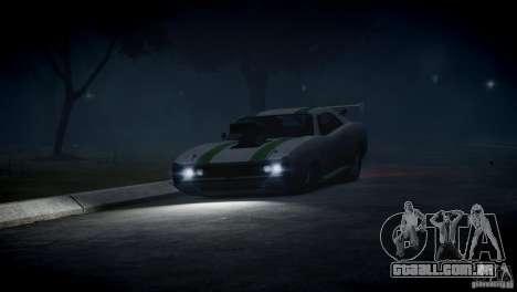 Dukes City-Drag para GTA 4 vista direita