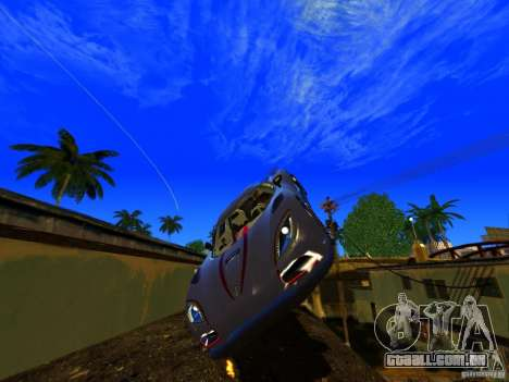 Amazing Screenshot 1.0 para GTA San Andreas terceira tela