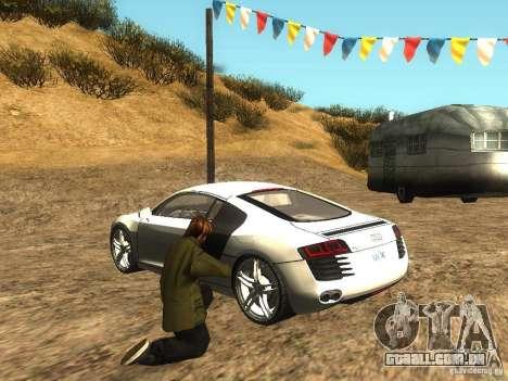 Situação de vida para GTA San Andreas