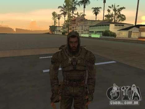 Um maço grande de stalkers grátis para GTA San Andreas sétima tela