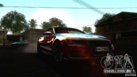 ENBSeries by dyu6 v3.0 para GTA San Andreas por diante tela
