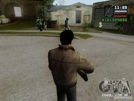 Vito Skalleta para GTA San Andreas segunda tela