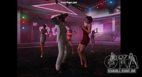 Dança mod para gta vice city para GTA Vice City segunda tela