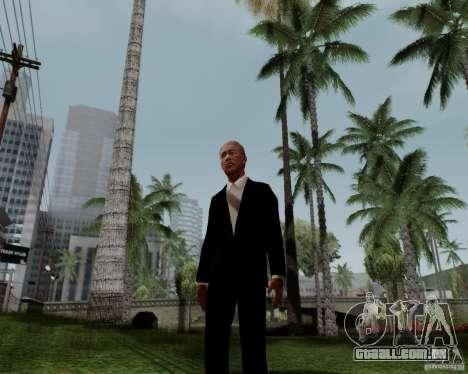 Morgan Freeman para GTA San Andreas