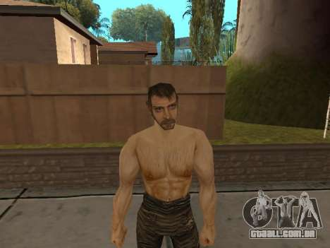 Pak peles de gótico 1 para GTA San Andreas terceira tela
