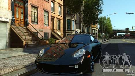PhotoRealistic ENB V.2 Mid End PCs para GTA 4