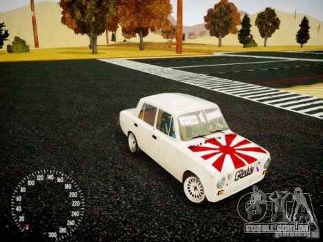 Vaz-2101 Drift Edition para GTA 4 vista lateral