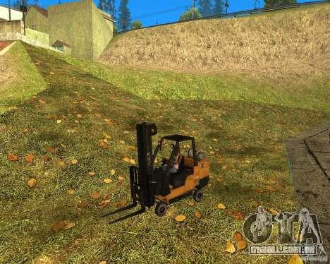 Carregador do COD MW 2 para GTA San Andreas
