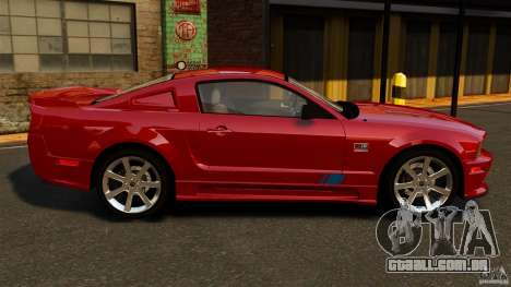 Saleen S281 Extreme v1.5 para GTA 4 esquerda vista