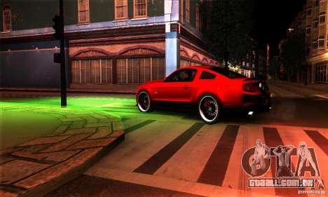 Real HQ Roads para GTA San Andreas nono tela
