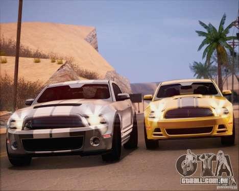SA_NGGE ENBSeries v. 1.2 Final para GTA San Andreas décima primeira imagem de tela