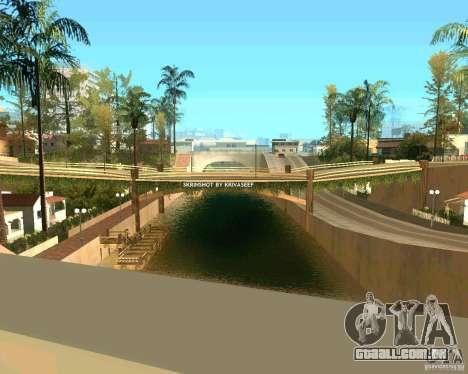 Young ENBSeries para GTA San Andreas segunda tela