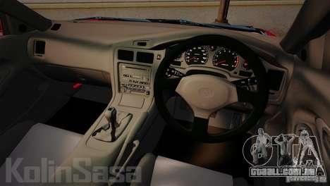 Toyota MR2 GT [EPM] para GTA 4 vista direita