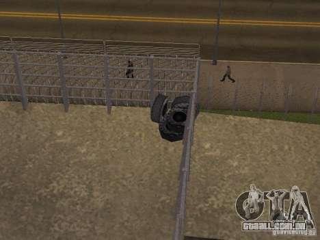 Ônibus Parque versão v 1.2 para GTA San Andreas terceira tela