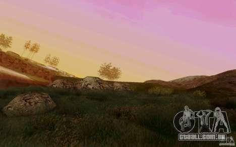 Possível Sa_RaNgE v 3.0 para GTA San Andreas nono tela