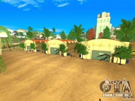 New Studio in LS para GTA San Andreas terceira tela
