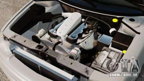 Dodge Intrepid 1993 Civil para GTA 4 vista interior