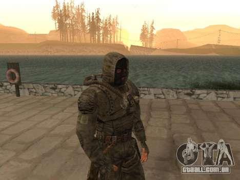 Um maço grande de stalkers grátis para GTA San Andreas