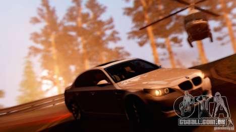 SA Beautiful Realistic Graphics 1.6 para GTA San Andreas décimo tela