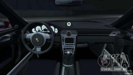 Porsche 997 GT2 Body Kit 2 para GTA 4 vista de volta