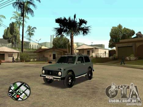 21213 LADA Niva para GTA San Andreas