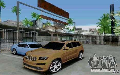 Estacionamento (pago) para GTA San Andreas sexta tela