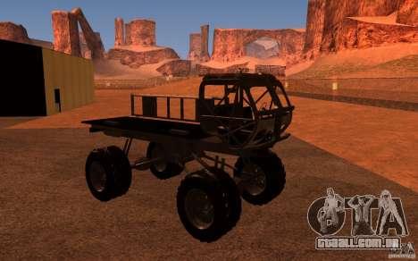 Heist Truck para GTA San Andreas